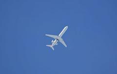 Bombardier CRJ-701 F-GRZF  Hop / Air France. (kees torn) Tags: wateringen gemeentewestland jet vliegtuig fgrzf hop airfrance bombardiercrj701