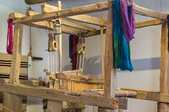 Loom (geophotocacher) Tags: corrales loom mdrokkorx50f14 wool newmexico casasanysidro nm