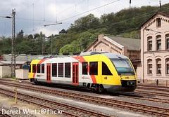 VT 205 (Daniel Wirtz) Tags: 640 lint hlb hlbahn hessischelandesbahn hessenbahn siegen