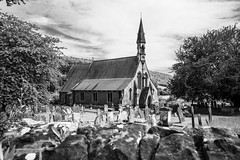 L2019_1626 - The church of St Euddogwy / Oudoceus, Llandogo, Monmouthshire (www.jhluxton.com - John H. Luxton Photography) Tags: 2019 afongwy gwent johnhluxtonphotography leica leicam leicam262 leicamtyp262 llandogo llaneuddogwy monmouthshire riverwye sirfynwy wyevalley gwy wwwjhluxtoncom monmouth wales unitedkingdom historicbuilding historicchurch church the in thechurchinwales anglicanchurch monochrome blackandwhite