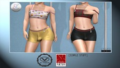 "BULGE SHORTS AND TOP WITH HEART ""EFFIE"" – DEAL (Media-SL) Tags: bulge shorts and top with heart ""effie"" – deal secondlife slblogging secondlifeblog slblog slphotography slblogger slavatar slfashion secondlifeavatar fashion fashionblog fashionblogging fashionista sexy slevent secondlifeevent slevents virtual virtualavatar amias vision lingerie"