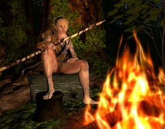 Wild Boy - Another night of hunger (Joshua 2.0) Tags: secondlife sl solo selfie twink gay blonde