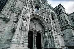 Mosterio dos Jeronimos, portada (Fernando Two Two) Tags: mosterio monasterio jeronimos lisboa belem portugal portada renacimiento rinascimento renaissance
