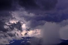 Downpours (mattlaiphotos) Tags: downpour rain sky weather nature scenery landscape mountains taichung taiwan clouds water shower cloudburst 雨 雲 storm climate monsoon