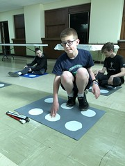 "BELL students doing Braille yoga • <a style=""font-size:0.8em;"" href=""http://www.flickr.com/photos/29389111@N07/48046464516/"" target=""_blank"">View on Flickr</a>"