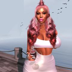 Barbie Dreams (Zaza ♥) Tags: photography portrait sl secondlife bento belleza genus