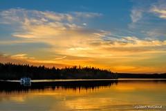 Le Bon Samaritain (Gilbert Rolland) Tags: paysage rémigny landscape sunset coucher de soleil témiscamingue