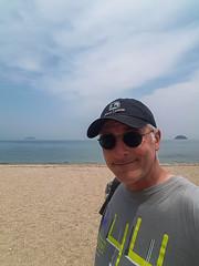 Kinrin Park Beach Self (Bracus Triticum) Tags: kinrin park beach self people kagawaprefecture 香川県 shikoku 四国 日本 japan bicycletriparoundshikoku 5月 五月 早月 gogatsu satsuki fastmonth 2018 令和元年 summer may reiwa