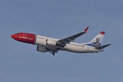 Norwegian Air International Boeing 737-8 MAX EI-FYI Arthur Collins (EK056) Tags: norwegian air international boeing 7378 max eifyi arthur collins amsterdam schiphol airport
