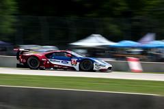 Blur (Arturo Hurtado) Tags: ford fordgt roadamerica imsa racecar racing 67 lowered car autoracing canon rebelt2i
