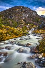 Corriente Esmeralda (SebaVit) Tags: rio esmeralda nd verde cokin long expo fluido river bosque forest