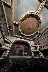 The Orpheum ceiling (Mycophagia) Tags: