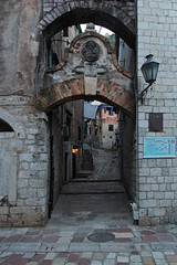 Kotor, Montenegro (russ david) Tags: kotor montenegró montenegro cattaro котор gulf of bay boka kotorska adriatic sea unescos world heritage site unesco architecture travel november 2018 balkans old town