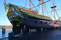 MUSEU MARITIMO - AMSTERDAN (isaque_almeida...........registrando momentos) Tags: veleiro mar amsterdan museu pirata porto