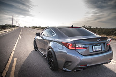 Lexus III (Skyrocket Photography) Tags: lexus rc dan santamaria skyrocket photography niche misano m117 black nebula gray concave sexy fsport