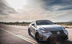 Lexus II (Skyrocket Photography) Tags: lexus rc dan santamaria skyrocket photography niche misano m117 black nebula gray concave sexy fsport