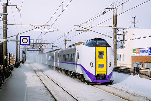 JR Hokkaido KIHA261-1000 Series_ST-1112_1