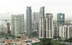 View from Petronas Twin Tower, Kuala Lumpur, Malaysia
