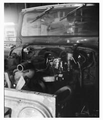 FJ40 1976 Carb. (Sergei Prischep) Tags: gundlach korona 1932 bauschlomb zeissprotar1904 seriesiv 8x10 xray zeissprotar large format