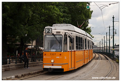 Tram Budapest - 2019-16 (olherfoto) Tags: tram tramcar tramway strasenbahn villamos budapest bkv ganz ungarn hungary