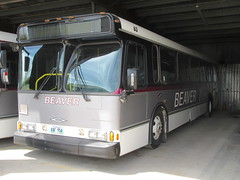 Beaver Bus Lines 63 (TheTransitCamera) Tags: beaverbuslines charter tour operator bus bbl063 orion obi v 05501 commuter suburban