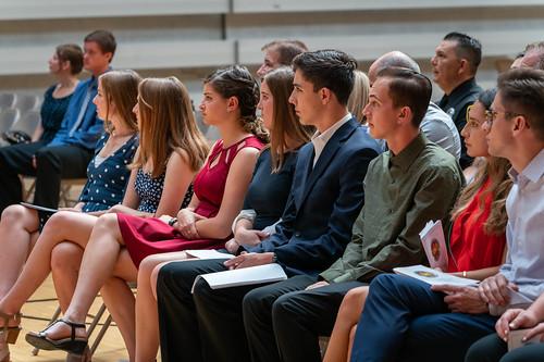 2019 LAFD Merit Scholarship Awards