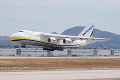 Antonov Design Bureau Antonov An-124-100M UR-82027 (jbp274) Tags: sbd ksbd airport airplanes cargo antonov an124 ruslan