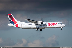 [ORY.2018] #HOP! #A5 #AF #ATR #AT7 #ATR72 #F-HOPX #awp (CHRISTELER / AeroWorldpictures Team) Tags: airliner french hop airfrance group a5 aircraft airplane plane avion atr at7 atr72 cn1257 pwc fhopx fwwei nac landing planespotting paris orly ory lfpo france spotter christeler aviation avgeek aeroworldpictures awp team spotting nikon d300s nef raw nikkor lightroom