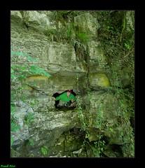 Source du Rocher de Ravonnet - Villers Sous Chalamont (francky25) Tags: source du rocher de ravonnet villers sous chalamont franchecomté doubs grotte