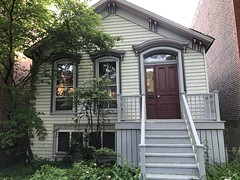 Lincoln Park (Kellsboro) Tags: chicago lincolnpark workman residence architecture cottage
