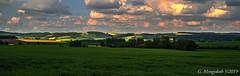 Lippische Landschaften, bei Sommersell (günter mengedoth) Tags: hdpentaxdfa28105mmf3556eddcwr hd pentaxd fa 28105mm f3556 ed dc wr pentaxk1 pentax pk landschaft lippe wolken clouds frühling spring feld licht schatten