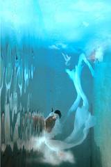 birds (Mau Silerio) Tags: underwater surrealism surreal surrealisme dreaming dreamscape dream meditation astral energy ethereal birds reflect reflection sony alpha meikon