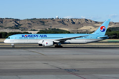 Boeing 787-9 Korean Air MAD LEMD (Toni Marimon) Tags: boeing 7879 korean air mad lemd 787 dreamliner
