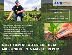 Agricultural Micronutrients market in North America may see considerable growth in the upcoming years as it carries out new developmental projects. Learn more about the market and its trends. (charanjitaark) Tags: europevehicularroutermarket vehicularroutermarket europeroutermarket vehicular router market size