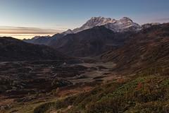 L'alba (cesco.pb) Tags: simplonpass passodelsempione fletschhorn switzerland svizzera alps alpi autumn alba dawn sunrise canon canoneos60d tamronsp1750mmf28xrdiiivcld montagna mountains