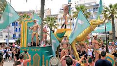 Sitges Pride parade (M McBey) Tags: pride lgbt crowd sitges spain people catalonia procession color colour