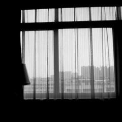 Untitled (richardhwc) Tags: china blackandwhite 120 6x6 film mediumformat kodak vb shantou xenar rolleicord schneiderkreuznach trix400 75mmf35 guangdong
