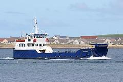 MV Shapinsay (Roger Wasley) Tags: mv shapinsay orkney ferries kirkwall scotland ferry skip vessel boat