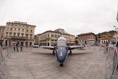 _DSC1326 (Adriano Clari) Tags: mb339 aer macchi aereo frecce tricolori pattuglia acrobatica adriano clari hank you very much thank verym