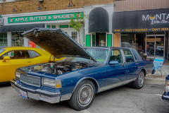 Chevys Finest (kendoman26) Tags: hdr nikhdrefexpro2 morrisillinois morriscruisenight morrisillinoiscruisenight june2019morrisillinoiscruisenight sonyalpha sonya6000 selp1650 sonyicle6000 chevycaprice 1989chevroletcapriceclassicbroughamls