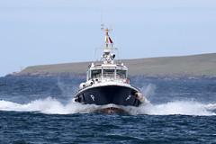 Scapa Pioneer pilot boat (Roger Wasley) Tags: scapapioneer pilot boat ship vessel kirkwall harbour orkney scotland