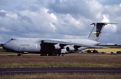 C5  00461 (TF102A) Tags: aviation aircraft airplane prestwick prestwickairport usaf usairforce c5 galaxy 00461