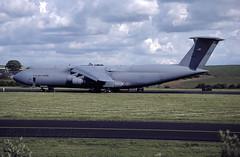 C5  00453 (TF102A) Tags: aviation aircraft airplane prestwick prestwickairport usaf usairforce c5 galaxy 00453