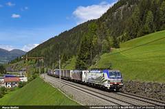 Brenner! (Marco Stellini) Tags: lokomotion rail traction company e193 773 brennerbahn 150 anni jahre wolf am brennero tirol austria zug klw vectron sieme