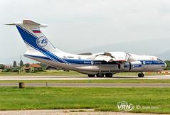 RA-76952_3 (Varani Ennio1) Tags: ema il76td veronaairport aeroportidelgarda lipx volgadnepr volga russianairplane cargoplane cargo avgeek catullo ilyushin