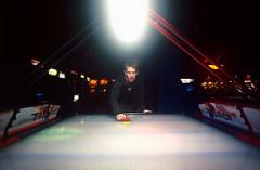 ArcadeChampion (Walther Le Kon) Tags: analog film usa godsowncountry usoffuckin´a providence rhoadeisland michaeltownsend tapeart arcade arcadestore atari amiga chufflepuck champ