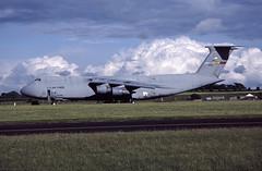 C5  50001 (TF102A) Tags: aviation aircraft airplane prestwick prestwickairport usaf usairforce c5 galaxy 50001