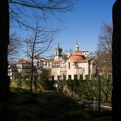 Amarante - Portugal (Francisco (PortoPortugal)) Tags: 1092019 20190214fpbo9278 amarante sãogonçalo monastery convento quadrada square