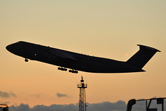 85-0004 Lockheed C-5B Galaxy  US Air Force (n707pm) Tags: 850004 c5 galaxy lockheed airport airplane aircraft military transporter usaf usairforce doverafb einn snn coclare ireland rch507 cn05000090 07062019 shannonairport rineanna