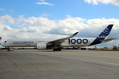 F-WMIL A350 59 LHR 8-Jun-19 (K West1) Tags: fwmil a350 59 lhr 8jun19
